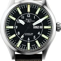 Ball Engineer Master II Aviator NM1080C-L13-BK nuevo