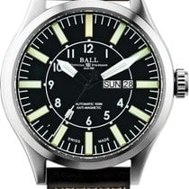Ball Ocel 46mm Automatika NM1080C-L13-BK nové