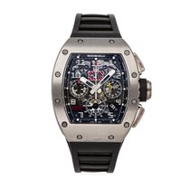 Richard Mille RM 011 Titanio 50mm Árabes