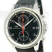 IWC Portuguese Yacht Club Chronograph IW390210 2011 подержанные