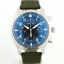 IWC Pilot Chronograph 1990 pre-owned