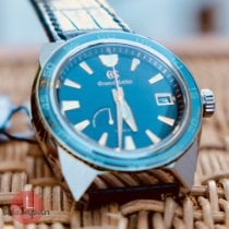 Graf Titanium 44,5mm Automatic SBGA411 new