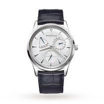 Jaeger-LeCoultre Master Ultra Thin Réserve de Marche Steel 39mm Silver No numerals United States of America, Iowa, Des Moines