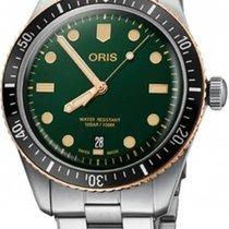 Oris Divers Sixty Five 01 733 7707 4357-07 8 20 18 neu