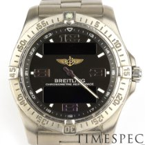 Breitling Aerospace Avantage Titanium 42mm Black Arabic numerals United Kingdom, London