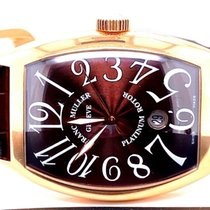 Franck Muller Casablanca Rose gold 39mm Brown United States of America, New York, New York