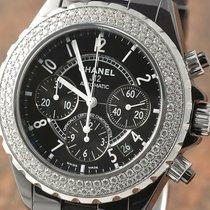 Chanel Keramik 42mm Automatik H1009 gebraucht