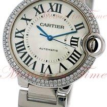 Cartier Ballon Bleu 36mm WE9006Z3 rabljen