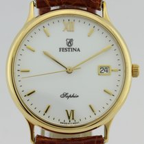 Festina Yellow gold 33mm Automatic F101-F14C pre-owned
