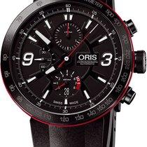 Oris TT1 Steel Black United States of America, New York, Brooklyn