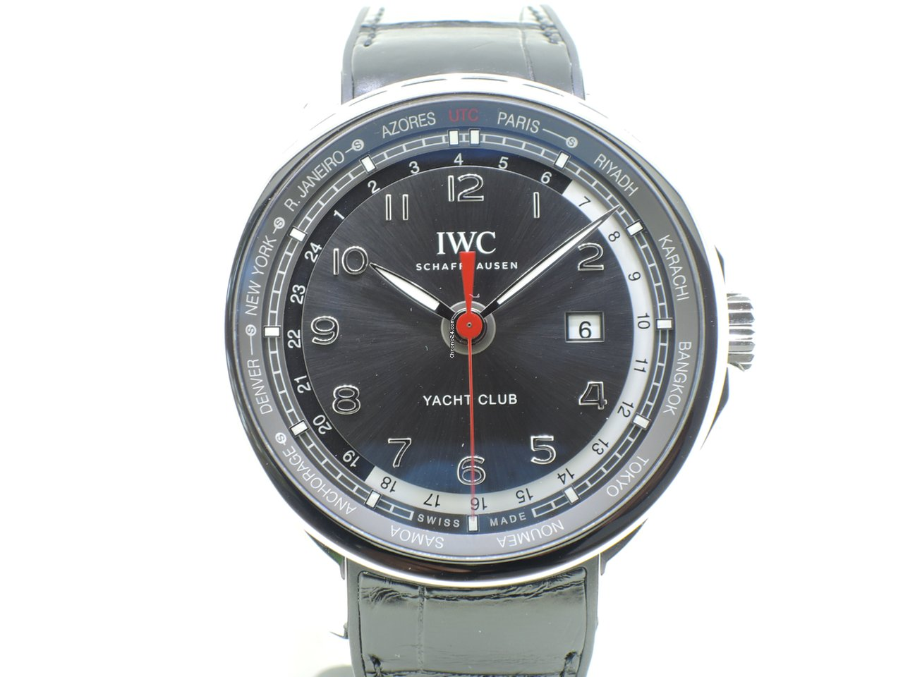 the best attitude 21060 bccfa IWC Yacht Club Worldtimer Limited Edition 500 Stück