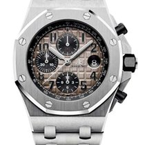 Audemars Piguet Royal Oak Offshore Chronograph Platinum...