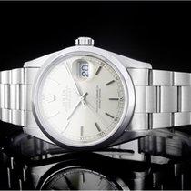 Rolex Datejust (36mm) Ref.: 16200 mit silbernem Zifferblatt...
