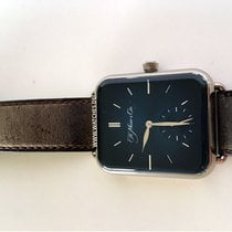 H.Moser & Cie. Swiss Alp Watch S White Gold Small Second -...