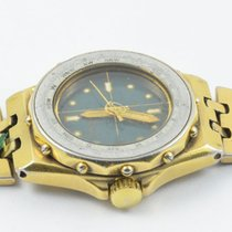 Breitling Tabarly Damen Uhr Vintage Uhr Stahl/gold Ref. 80790...