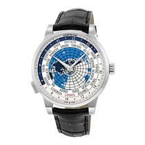 Montblanc Heritage Spirit Orbis Terrarum World Map Automatic Mens
