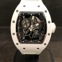 Richard Mille Rm055 Ceramica 2017 RM 055 49.9mm usato