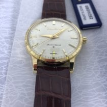 Seiko Oro amarillo Cuerda manual Blanco nuevo Grand Seiko