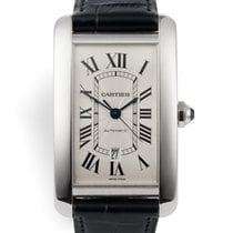 Cartier Tank Américaine White gold 31.5mm United Kingdom, London