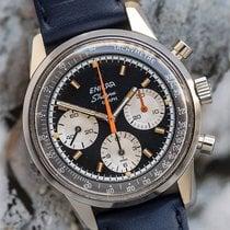 Enicar Chronograph Handaufzug 1968 gebraucht Sherpa