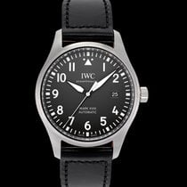 IWC Pilot Mark Steel United States of America, California, San Mateo