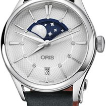 Oris Women's watch Artelier Date 36mm Automatic new Watch with original box