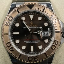 Rolex Yacht-Master 40 Gold/Steel 40mm Brown No numerals United States of America, Florida, Miami