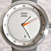 Ikepod Megapode XL Date Chronometre - Box & inhouse certificate