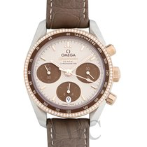 Omega Speedmaster 38mm Brown