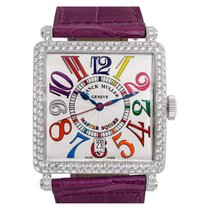 Franck Muller Color Dreams White gold 37mm Silver Arabic numerals United States of America, Florida, Surfside
