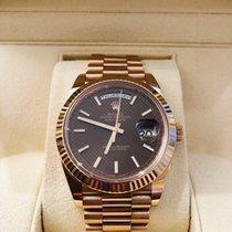 Rolex Day-Date 40 usados 40mm Oro rosado