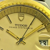 Tudor Prince Oysterdate Steel 38mm Gold No numerals United States of America, Florida, Miami