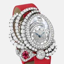 Breguet Reine de Naples new White gold