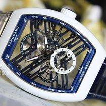 Franck Muller Carbon franck muller V 45 S6 SQT new UAE, Dubai