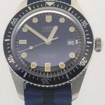 Oris Divers Sixty Five Steel 42mm Blue No numerals United States of America, Alabama, Oranjestad