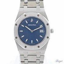 Audemars Piguet Royal Oak Steel 33mm Blue