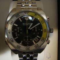 Bulova Steel 44mm Quartz 96B237 new Canada, Calgary