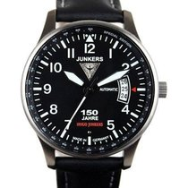 Junkers Steel 40mm Automatic 66642 new