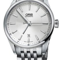 Oris Artix Date Steel 42mm Silver United States of America, New York, Brooklyn