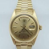 Rolex Day-Date 36 Gelbgold 36mm Gold Keine Ziffern Österreich, Linz