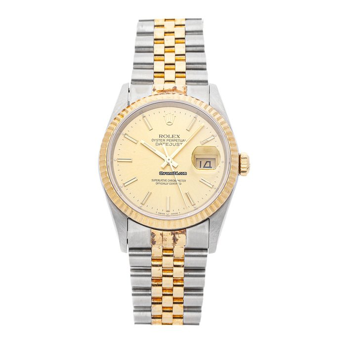 low priced 163b2 2a6e6 Rolex Datejust 16233