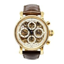 Chronoswiss Rose gold 42mm Automatic CH7541R new