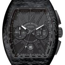 Franck Muller Carbon Automatic Black 53.7mm new Vanguard