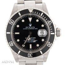 Rolex 16610 Stahl 1999 Submariner Date 40mm gebraucht Deutschland, Düsseldorf