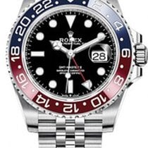Rolex Steel Automatic Black new GMT-Master II