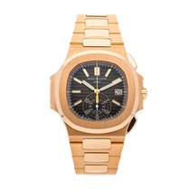 Patek Philippe 5980/1R-001 Rose gold 40.5mm pre-owned United States of America, Pennsylvania, Bala Cynwyd