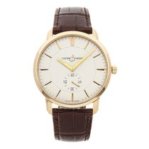 Ulysse Nardin Classico new Watch with original box and original papers 8206-198-2/31