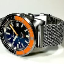 Squale Steel 44mm Automatic new