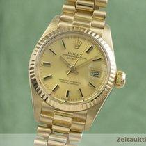 Rolex Lady-Datejust 26mm Arany