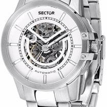 Sector Steel 43mm Automatic new